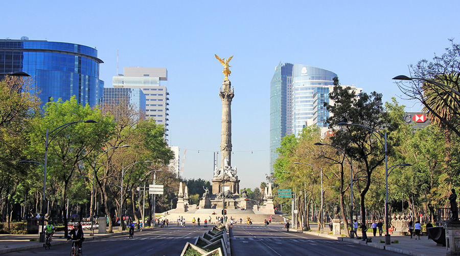Cambio de nombre a la ciudad de México